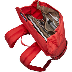 Thule Lithos 16 Backpack lava/red feather